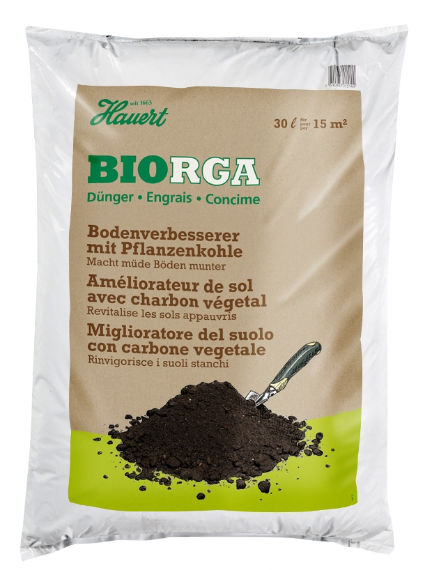 Hauert Biorga Bodenverbesserer