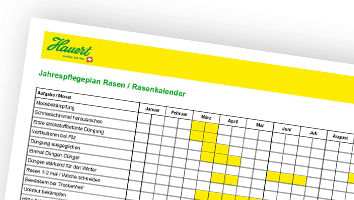 Teaser Rasenkalender
